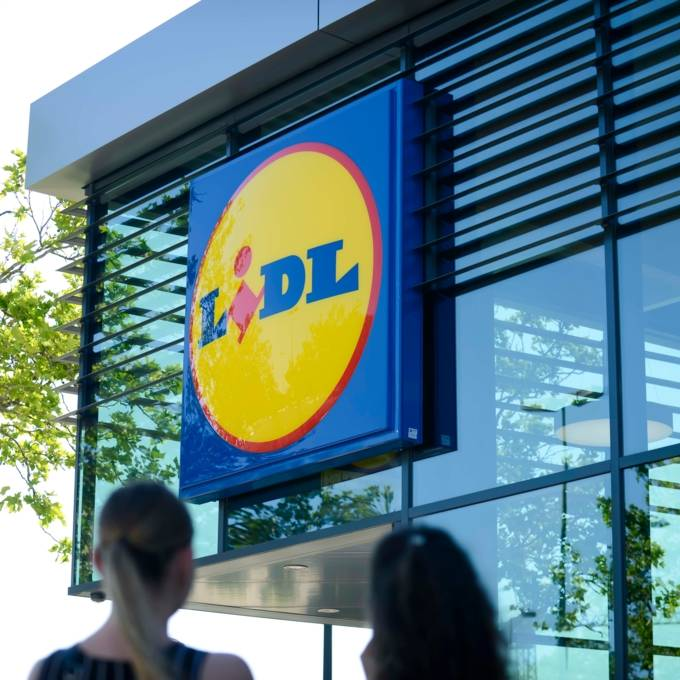 Magasin - supermarché - Lidl